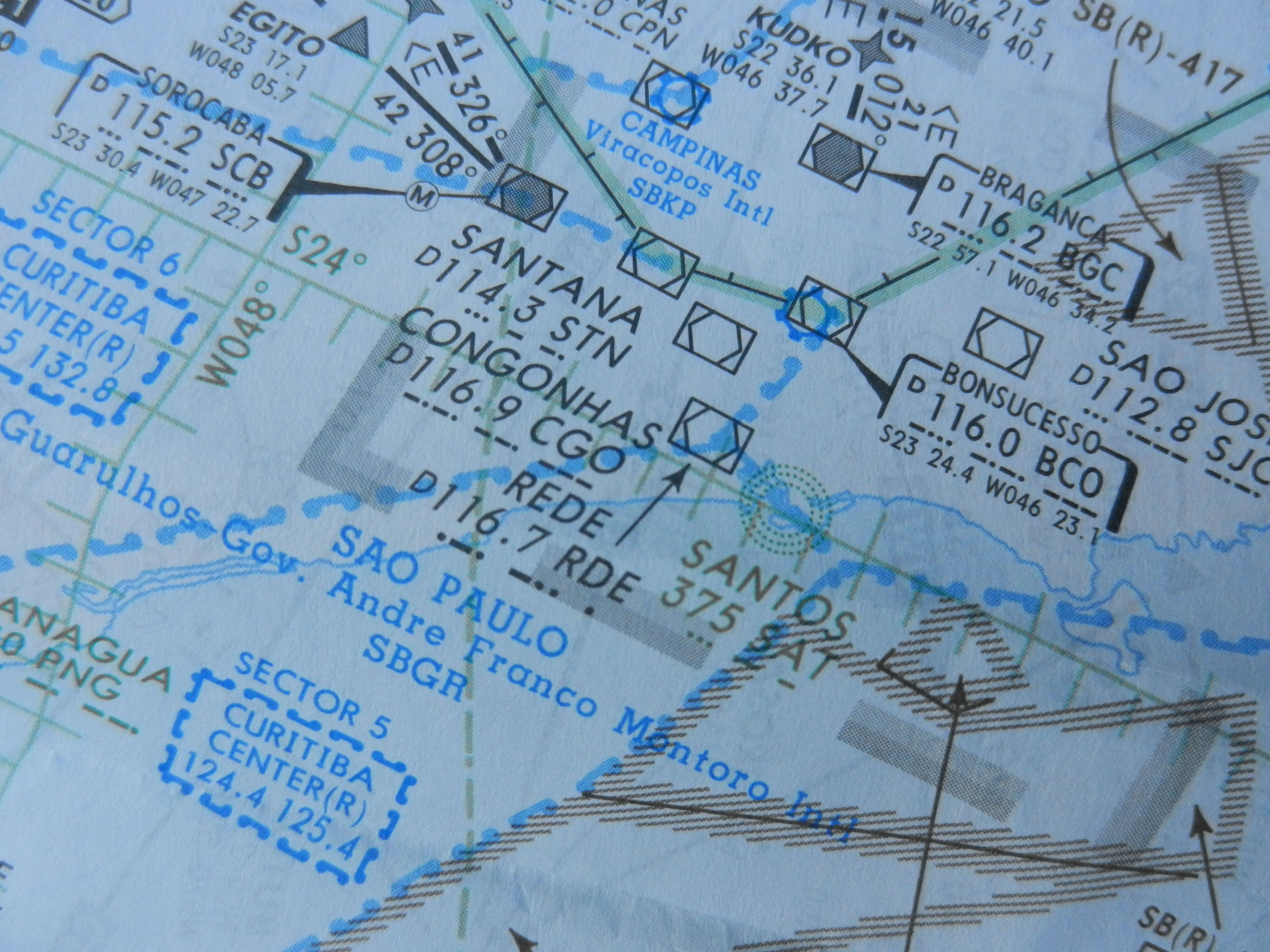 IFR Maps